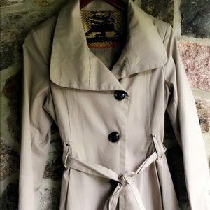 Steve Madden fall coat khaki